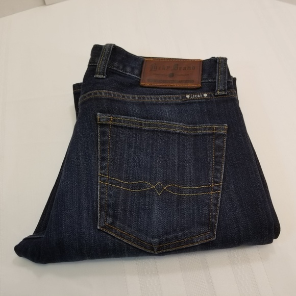 Lucky Brand Other - EUC. Lucky 361 Vintage Straight 32-32